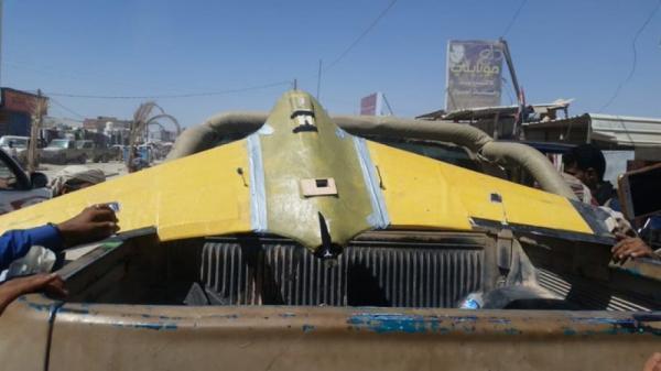 اسقاط خامس طائرة حوثية مفخخة في الحديدة خلال اسبوع واحد !