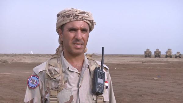 قوات طارق صالح تعلق على تعيين بن عزيز رئيساً للأركان العامة