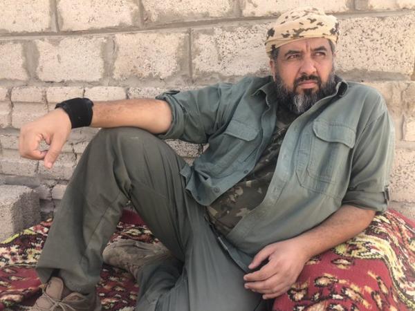 الإعلامي محمد العرب.. جبهة في وجه الأعداء (جبل ما يهزه ريح)
