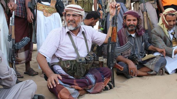 الحسن ابكر يطالب قطر بوقف دعمها للحوثيين