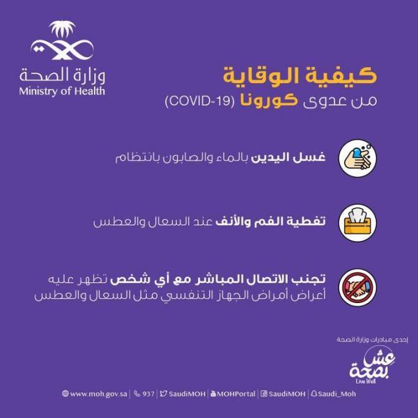 هذا ما قاله وزير الصحة السعودي قبل ساعات!