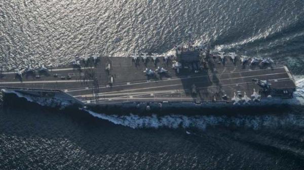 لأول مرة منذ سنوات.. حاملتا طائرات أميركية لردع إيران