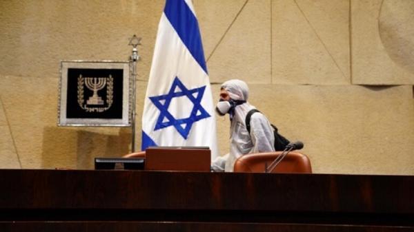 الحجر على وزيرين ونائبين في اسرائيل وارتفاع عدد المصابين إلى 337