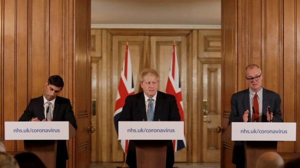 """بريطانيا: لدينا لقاح ضد """"COVID-19"""" قد يبدأ استخدامه الجماعي في 2021"""