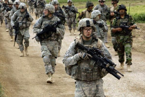 """تأكد إصابة 174 جندياً أمريكياً بـ""""كورونا"""""""