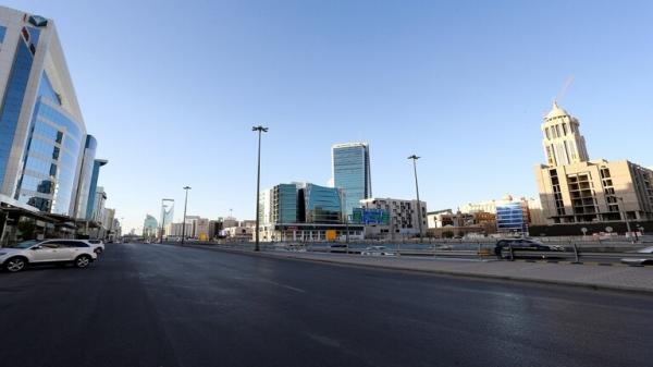 السعودية بدء سريان حظر التجول في مكة والمدينة والرياض بسبب كورونا