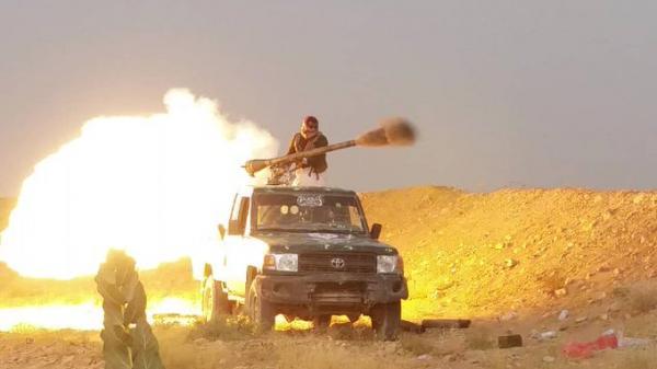 أسر قيادي ميداني بارز للحوثيين في جبهة صرواح (الاسم)