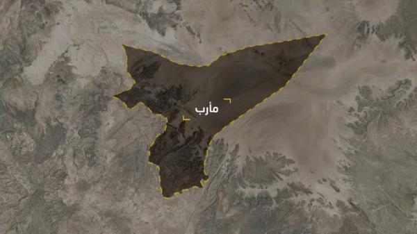 الحوثيون يعلنون اقترابهم من معسكر استراتيجي في مأرب