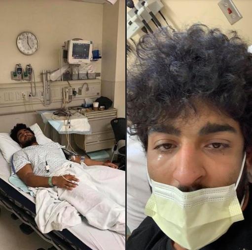 رساله «مؤلمة» من رياضي مصري مقيم في امريكا تكشف معاناته مع الكورونا