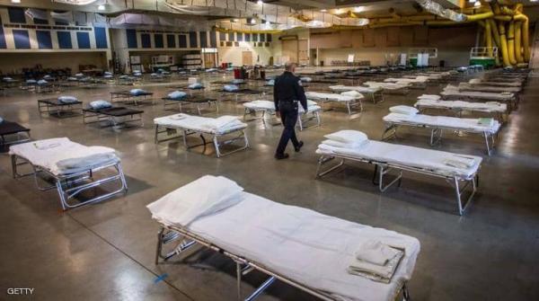 امريكا تسجل اسوأ حصيلة وفيات يومية بسبب الكورونا بلغت 1500 (تفاصيل)