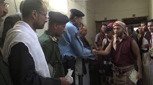 تعز تفرج عن 124 سجيناً وسجينة بتوجيهات من الرئيس هادي