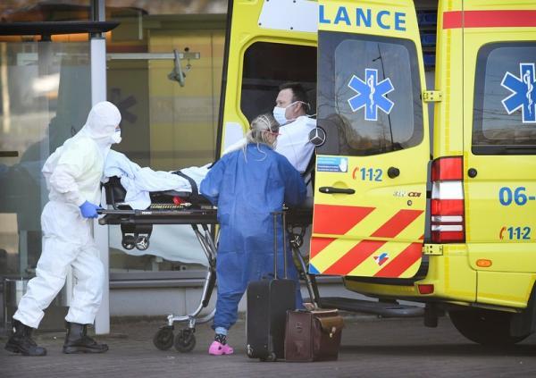 هولندا: 969 إصابة جديدة بكورونا و147 وفاة