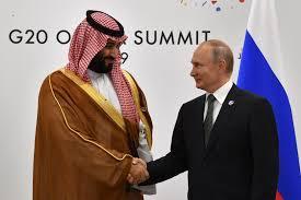 رويترز: اتفاق بين السعودية و روسيا بشأن انتاج النفط