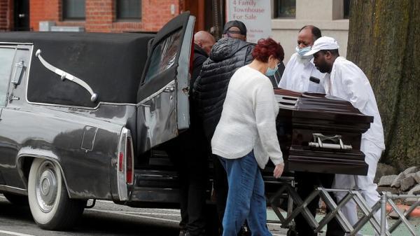 امريكا: الاصابات بكورونا تقترب من النصف مليون والوفيات 14696