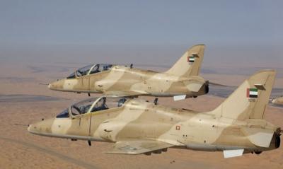 الطيران الإماراتي يحلق بكثافة في سماء شبوة ... ومصادر تكشف السبب !