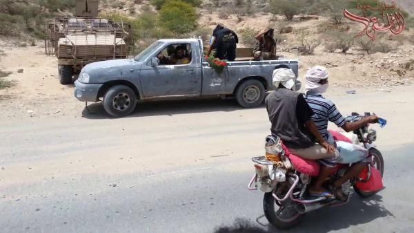 القوات المشتركة تسيطر على مواقع استراتيجية في محور مكيراس