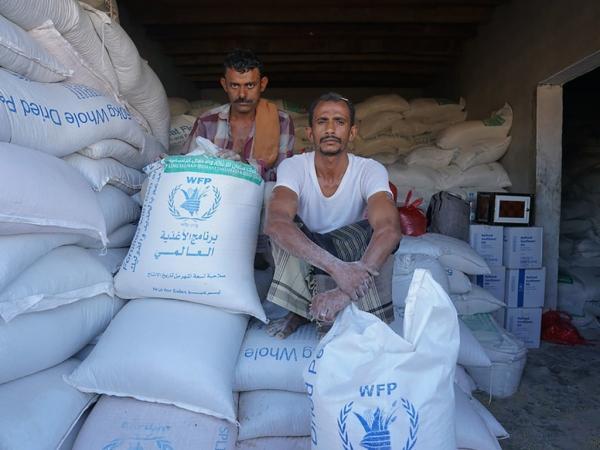 إعلان صادم لليمنيين من برنامج الأغذية العالمي بشأن المساعدات !