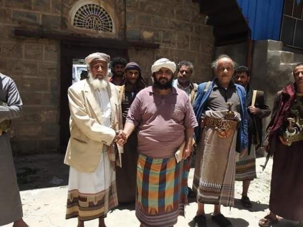 والد جهاد الأصبحي التي قتلها الحوثيين يكشف بالفيديو عما جرى لابنته وموقف قبائل البيضاء (الفيديو)