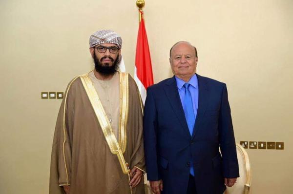 هاني بن بريك يكشف عن أسرار ومحادثات دارت بينه وبين الرئيس هادي بشأن الإصلاح والجنوب !
