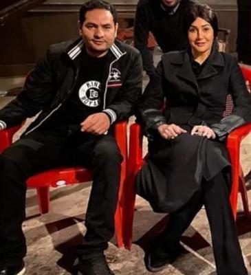 الفنانة المصرية غادة عبد الرازق تتزوج للمرة الـ12 والكشف عن زوجها الجديد