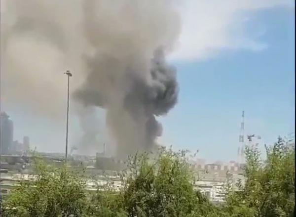 شاهد بالفيديو.. إطلاق نيران كثيفة.. ماذا يحدث الآن في قطر ؟