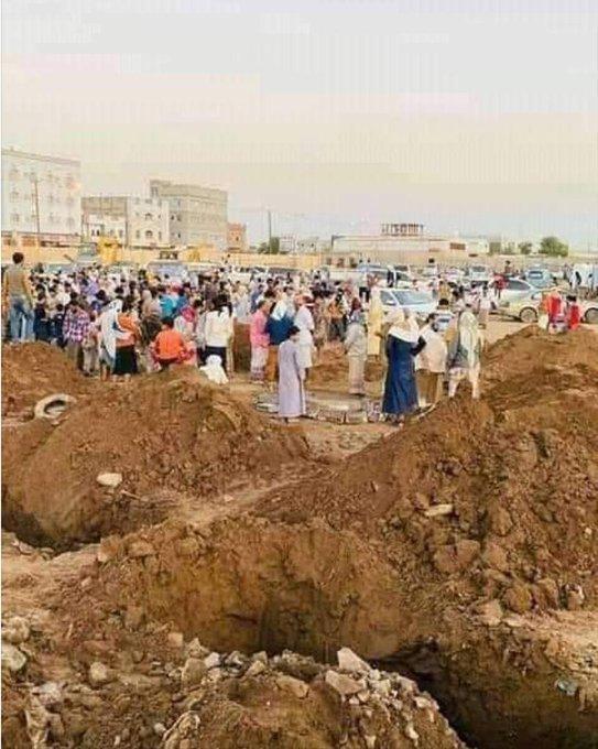اليمن: الكشف عن 80 حالة وفاة امس الجمعة في عدن