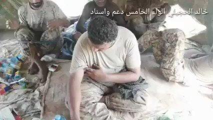 قائد كبير في قوات الشرعية بأبين يسقط اسيراً بيد القوات الجنوبية (فيديو)