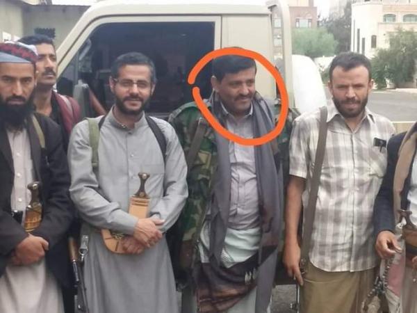 قائد محور البيضاء يكشف حقيقة انشقاق مدير مكتبه وانضمامه للحوثيين