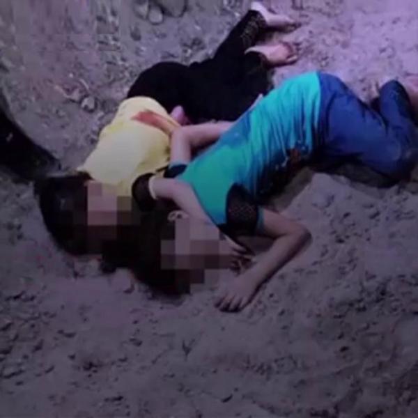 مصر تصحو على جريمة بشعة . ذبح أسرة بأكملها والفاعل مجهول