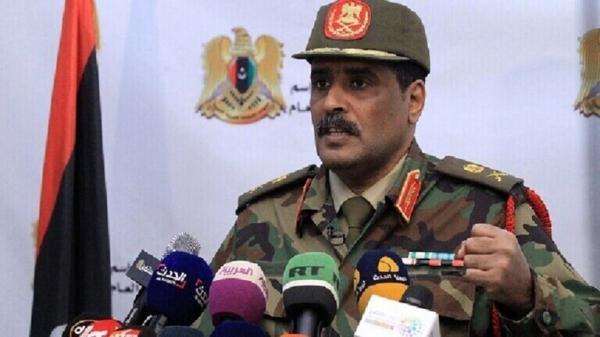 """المتحدث باسم الجيش الليبي: أكبر ضربة وجهت للجيش التركي كانت عندما ظهرت صور أفراده وهم """"عرايا"""""""