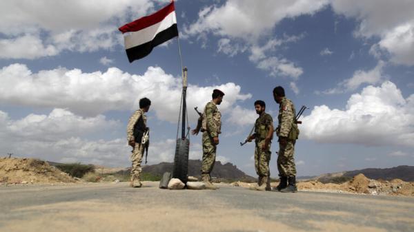 مقتل وحدة كاملة من الحوثيين اثناء تقدمهم في هذه الجبهة ! (تفاصيل)