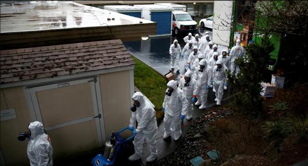 الولايات المتحدة الأمريكية تسجل 40173 إصابة بفيروس كورونا خلال الـ24 ساعة الماضية