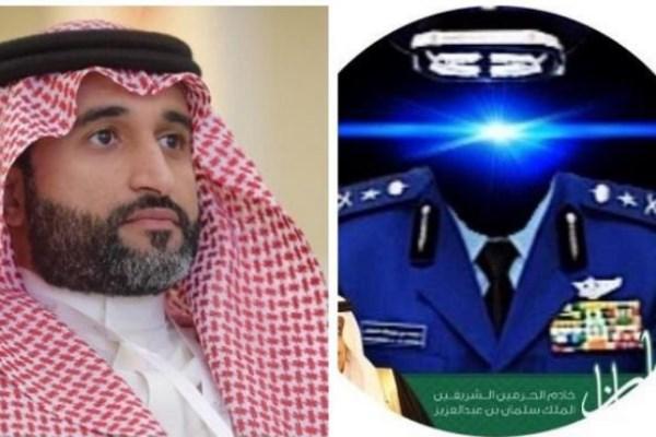 مغرد سعودي يكشف مفاجأة بشأن هوية حساب طيار ركن