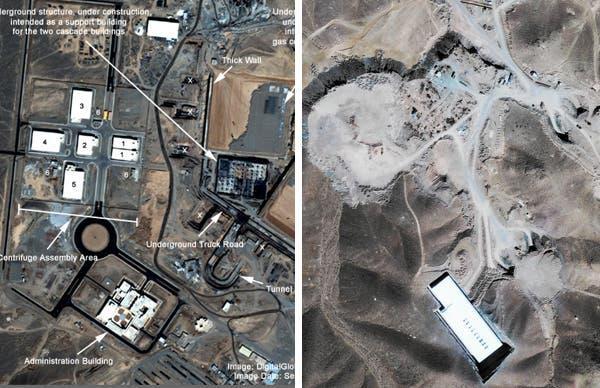 """""""قنبلة وصاروخ كروز وطائرة دون طيار""""... الحرس الثوري الإيراني يكشف تفاصيل انفجار منشأة نطنز النووية"""