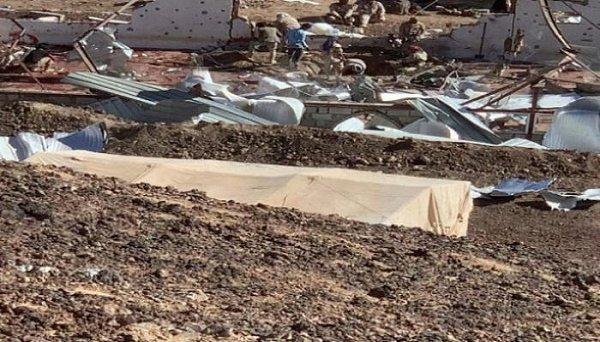 الحوثيو يطلقون صاروخ باليستي على مدينة مأرب سقط على أحد الاحياء السكنية !