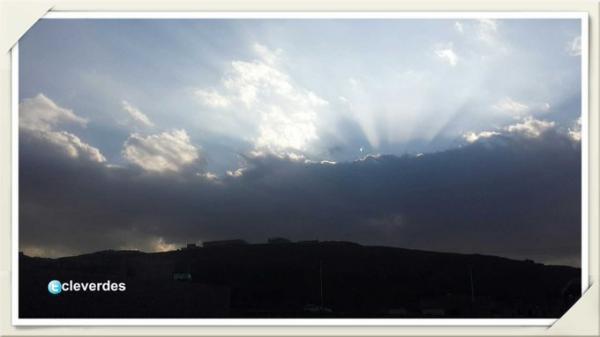 حالة الطقس اليوم الأربعاء 15 يوليو في المملكة !