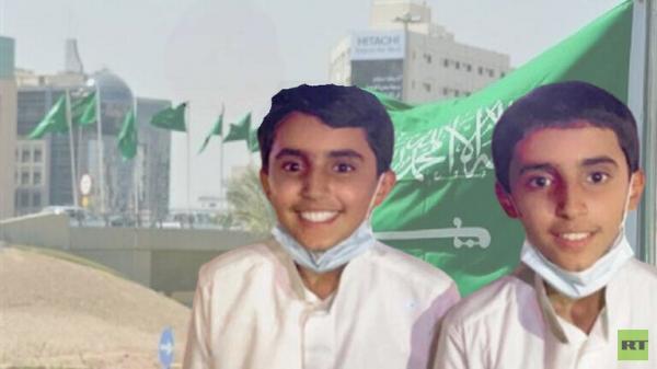 اعلان داعم لطفلين سعوديين فيصبحان من أصحاب الشهرة والثروة في غضون أيام (فيديو)