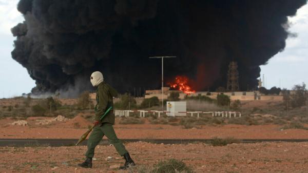 تنبؤات القذافي تتحقق في ليبيا بعد 9 سنوات على مقتله
