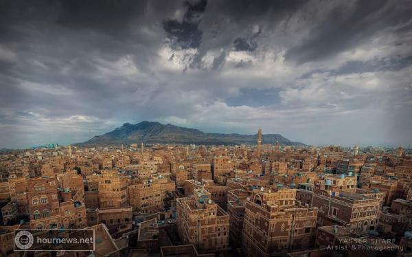 احياء تغرق بالكامل في صنعاء ووفاة 3 اشخاص وخسائر مادية كبيرة وبشرية