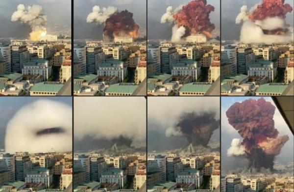 """خبير متفجرات يكشف بالدليل القاطلع أن انفجار بيروت لم يسببه """"الأمونيوم"""""""