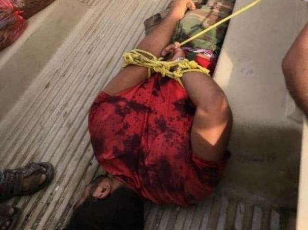 عدن: قاتل عمته وطفلتيها يدلي باول اعترافاته، ويكشف عن سبب جريمته !