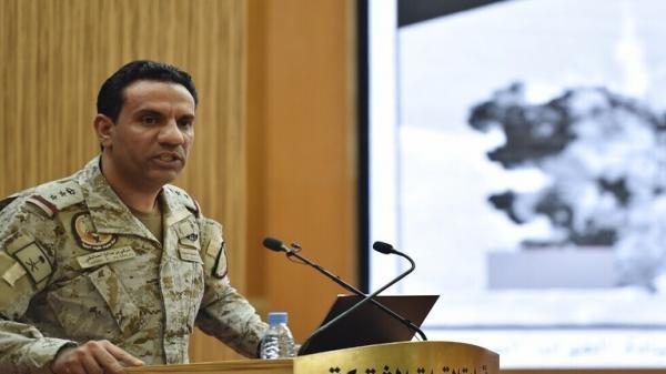 """التحالف"""": اعتراض وتدمير عدد من الطائرات بدون طيار المفخخة بالداخل اليمني"""