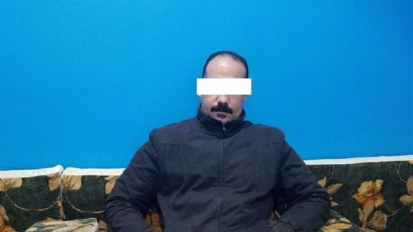 ظهور فيديو جديد لـ عنتيل الجيزة في مصر لحظة اقتحام شقته