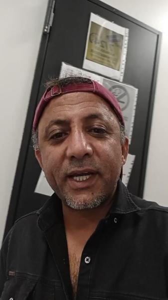 جلال الصلاحي يتعرض للاعتقال في تركيا (فيديو + صورة)