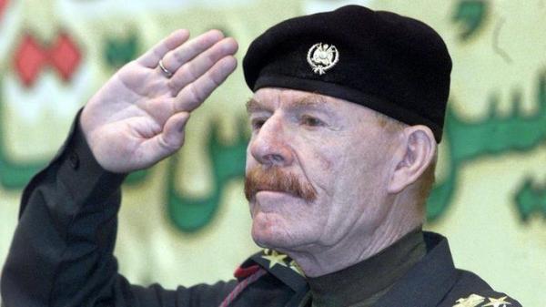 """الإعلان عن وفاة نائب رئيس النظام العراقي السابق """"عزة الدوري"""""""
