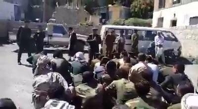 تسريب جديد لقيادي في حزب الإصلاح بتعز يشتم التحالف (فيديو)