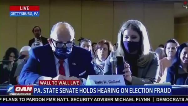 ترامب: فزنا في الانتخابات بسهولة.. ولدينا الأدلة والشهادات على تزوير الانتخابات وهذا ما نحتاجه الآن (فيديو)