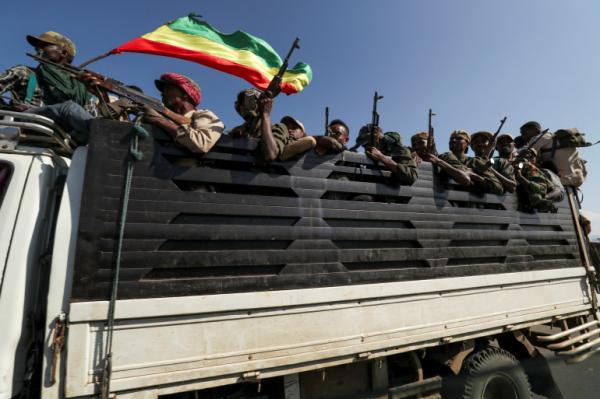 الحكومة الإثيوبية تعلن سيطرة الجيش بالكامل على عاصمة إقليم تيغراي