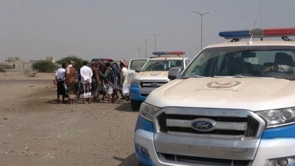 شرطة الحديدة تضبط متهم بجرائم قتل وسرقة مركبات