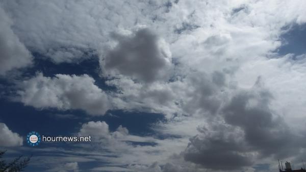 الفلكي عياش يكشف حالة الطقس خلال الأيام القادمة